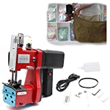 Portable Sewing Machine 110V Electric Bag Stitching Closer Industrial Packing Bag Stitching Sewing Machine
