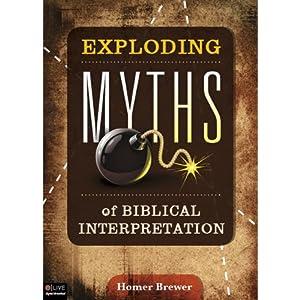 Exploding Myths of Biblical Interpretation Audiobook