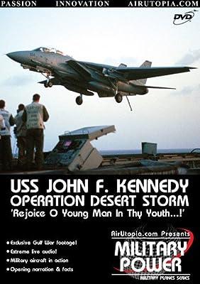 Air Utopia: Military Video USS JFK Super Carrier War DVD-(Aircraft carrier, cockpit, military, war, history FILM)