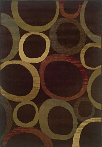 Oriental Weavers Tybee 2361D Area Rug, 1 10 x 7 6