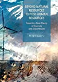Beyond Natural Resources to Post-Human Resources, Peter Baofu, 1443844535