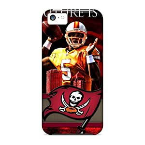 Premium [nclAo5192tCoLZ]tampa Bay Buccaneers Case For Iphone 5c- Eco-friendly Packaging by icecream design