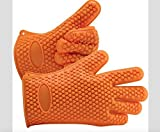 pull apart roasting rack - Cooking Heat Resistant Gloves Kitchen Pot Holders