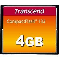 Transcend TS4GCF133 4GB | CompactFlash 133