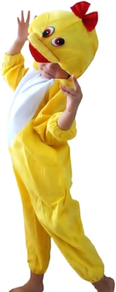 Disfraz de pato - 5/6 años - disfraz - carnaval - pato - halloween ...