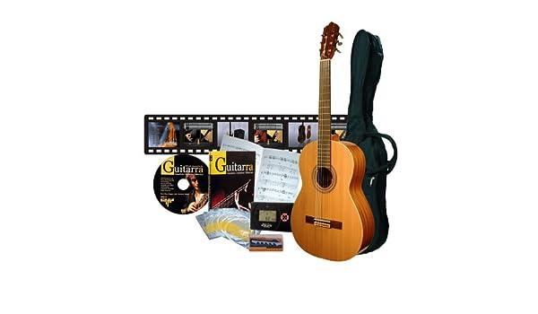 Francisco Molina 992896 - Guitarra clásica: Amazon.es ...