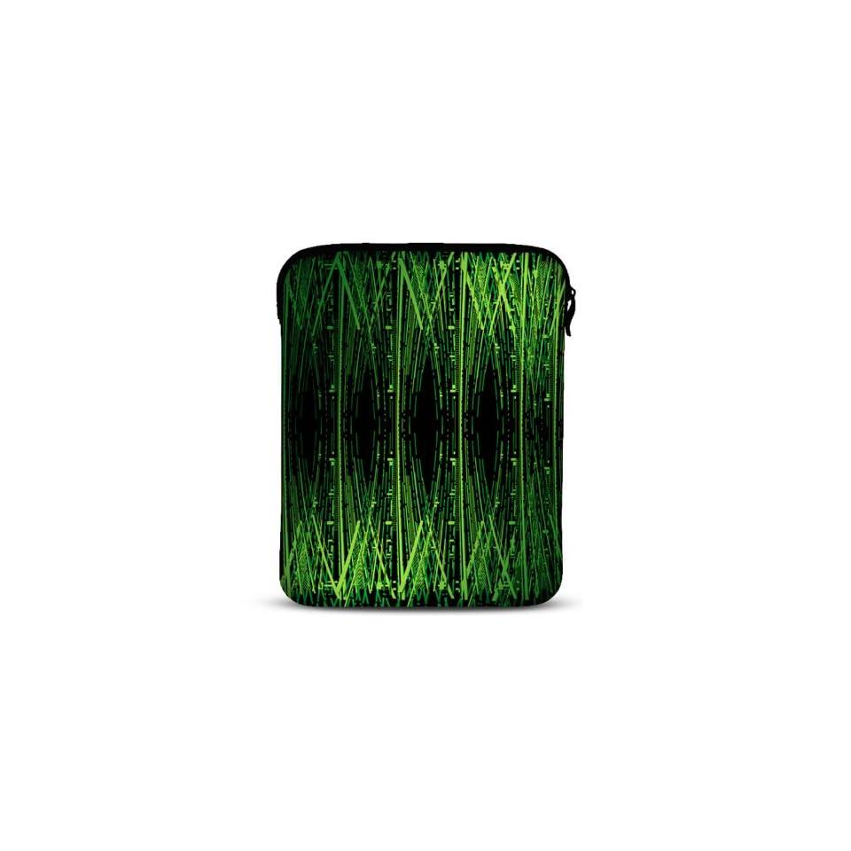 Green¡¡Stripe 9.7 iPad Air Case/ipad sleeve/ipad 5 case/ipad pouch/ipad carrying bag/10.1 Samsung Galaxy Tab case/sleeve case bag for apple ipad 2/3/4/5 /Kindle DX Case   P 18778
