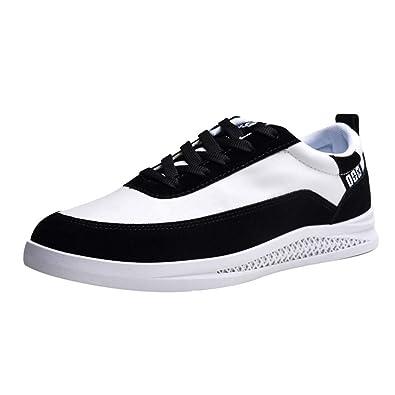 Oyedens Scarpe da Corsa Uomo Scarpe Stringate Uomo Sneakers