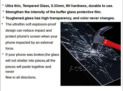 100/% New Premium Anti-Bubble Scratch Proof Tempered Glass Screen Protector for Samsung Galaxy Core Prime SM-G360T1 Phone Samsung Galaxy Core Prime Screen Protector