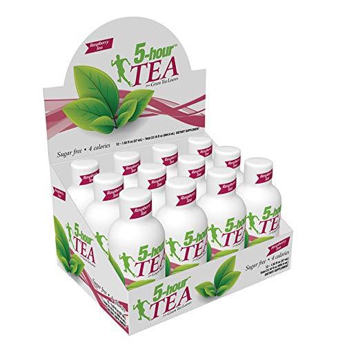 5-hour Energy Tea from Green Tea Leaves (RASBERRY TEA) by 5 Hour Energy (Image #2)