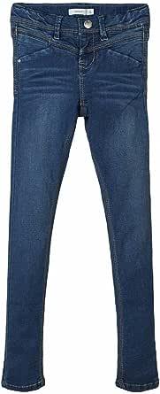 NAME IT Nitsus Indigo K Skinny Dnm Pant Noos, Jeans Niñas