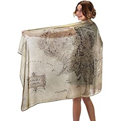 elope Lord of The Rings Middle Earth Lightweight Scarf