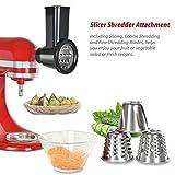 Slicer Shredder Vegetable Cutter Attachment