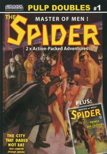 THE SPIDER DOUBLE #1