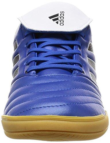 Adidas Prestaties Mens Copa 17,3 Indoor Futsal Trainers - Wit / Blauw