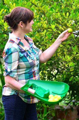 ReLeaf Leaf Scoops: Ergonomic, Large Hand Held Rakes for Fast Leaf & Lawn Grass Removal