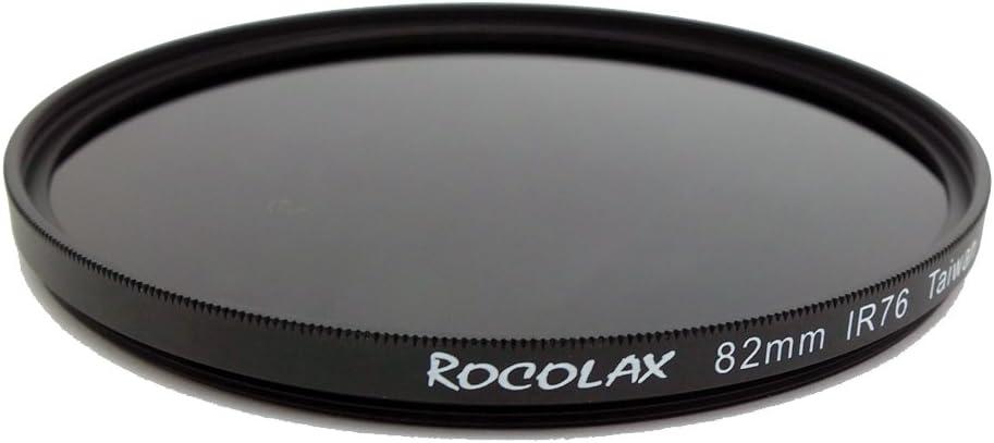 82mm 760nm Infrared IR Optical Grade R72 Filter for Camera Lens