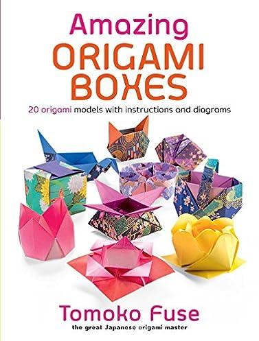 amazing origami boxes tomoko fuse 0800759822461 amazon com books rh amazon com By Rob's World Origami Boxes Tomoko Fuse Origami Books