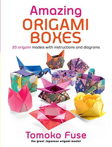 Amazing Origami Boxes -