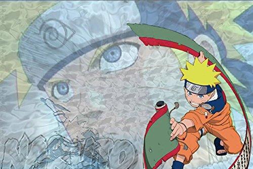 Wsysnl Japanese Anime Cosplay Costume for Uzumaki Naruto Adult/Kids by Wsysnl (Image #6)