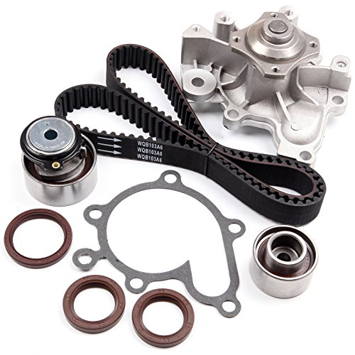 Ford Probe Water Pump - SCITOO Timing Belt Water Pump Kit fit 93-03 Ford Mazda 2.0L DOHC 16v VIN A Eng. Code FS