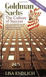 Goldman Sachs: The Culture of Success