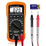 Digital Multimeter, Crenova MS8233D Auto-Ranging Digital Multimeters Electronic Measuring...