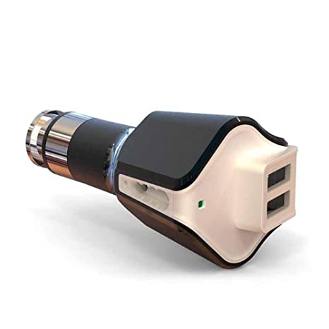 HONG Colector De Polvo De Purificación De Aire De Carga USB ...