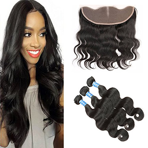 BLACKMOON-HAIRTM-Brazilian-Virgin-Remy-Hair-Body-Wave-3-Bundles-With-Full-Lace-Frontal-Unprocessed-Virgin-Human-Hair-Extensions-Hair-Weave-Natural-Black-Color