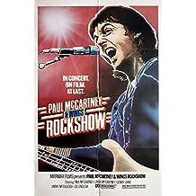 Paul McCartney and Wings: Rockshow 1980 U.S. One Sheet Poster