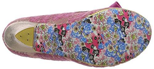 Irregular ChoiceKanjanka, Zapatos de Tacón Mujer Rosa (Pink)