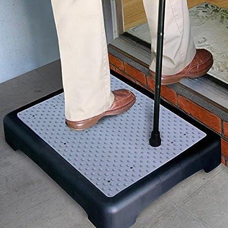 DNY© Anti Slip Half Step Elderly Disability Door Walking Stool ...