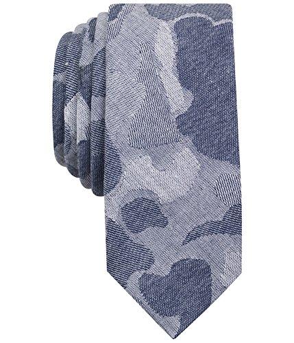 Penguin-Mens-Blue-Camouflage-Necktie