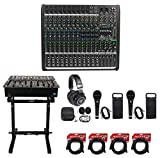 Best Mackie Mixer Bands - Mackie PROFX16v2 Pro 16 Channel 4 Bus Mixer Review