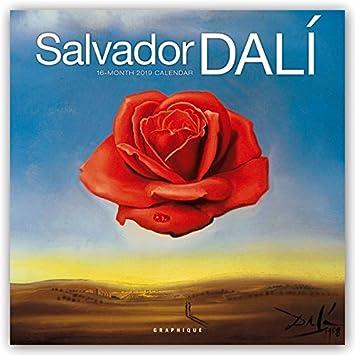 Review Graphique Salvador Dali Wall