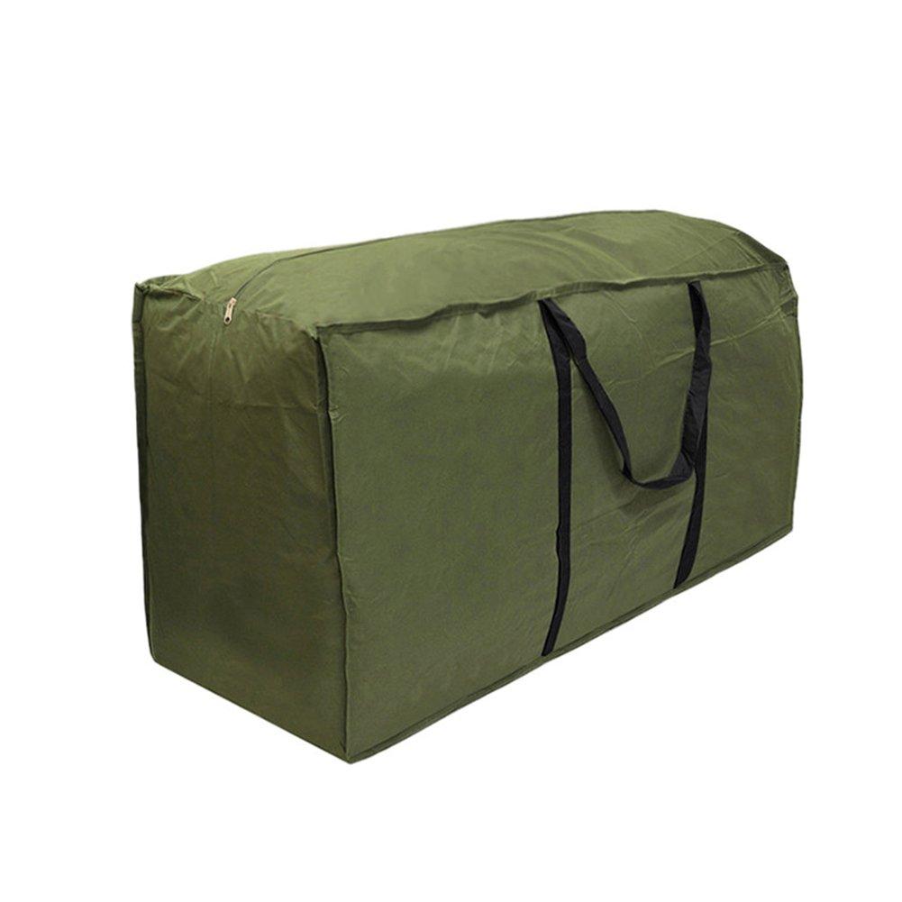 Pueri Cushion Storage Bag Patio Furniture Cushion Storage Bag Waterproof Lightweight Carry Case