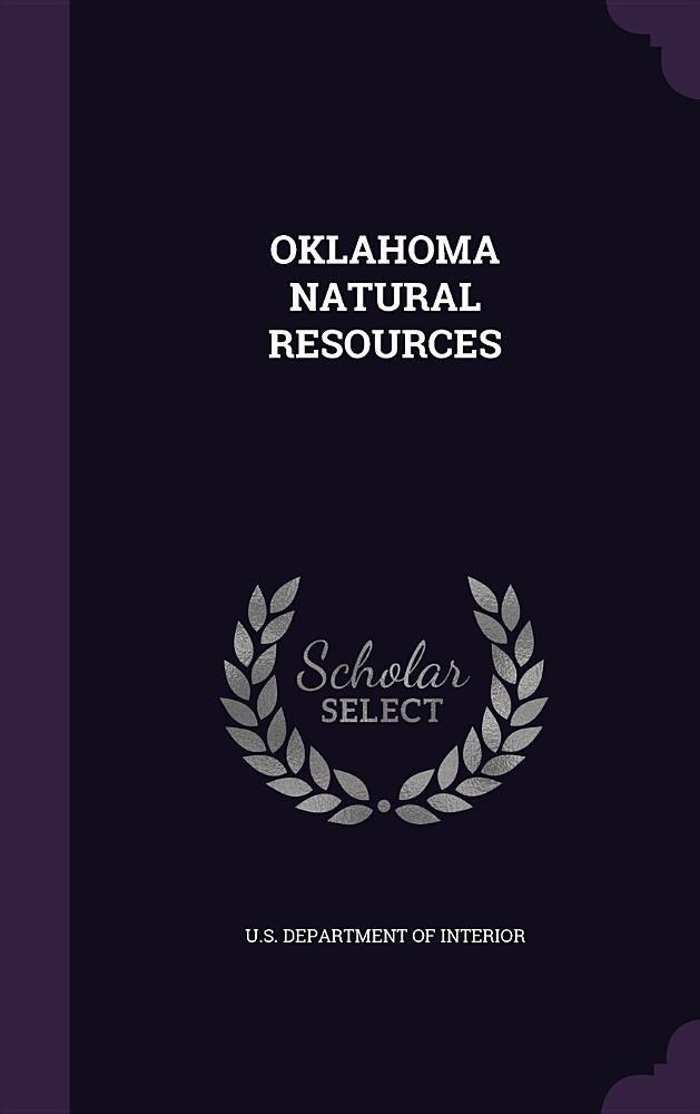 Download Oklahoma Natural Resources pdf