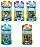 Set of 5 Skylanders Swap Force Lightcore Character Figures