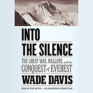 Into the Silence Audiobook
