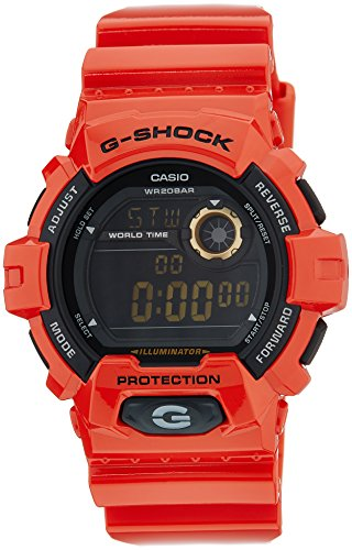 Casio G Shock Mens Watch G8900A 4D