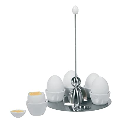 TAKE 2 Germany Miro Gift Box Complete Set - Includes Clack Egg Cracker with White Ceramic