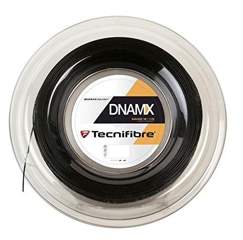 (Tecnifibre DNAMX 1.15mm/18 Gauge Squash String Reel (110M/360FT))