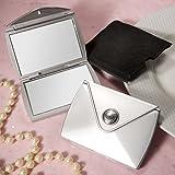 Fashionable Purse Design Compact Mirror Favors