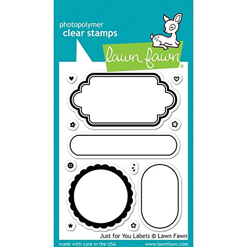 Lawn Fawn Clear Stamp - Just For You - You Just For Store