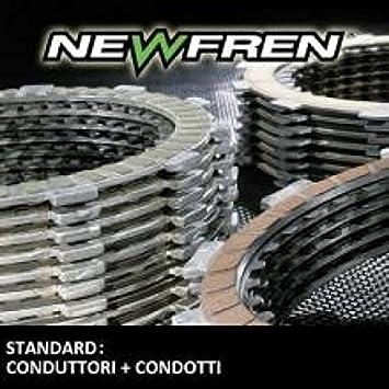 .f.1192ac Discos Embrague NEWFREN STD Piaggio Vespa 125 Cc 1984 - pk automática: Amazon.es: Coche y moto