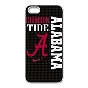 Alabama Crimson Tide Fahionable And Popular Back Case Cover For Iphone 5s
