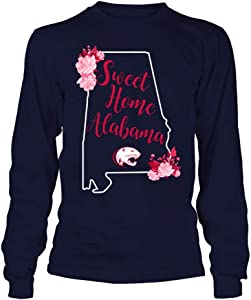 FanPrint South Alabama Jaguars T-Shirt - Sweet Home Alabama