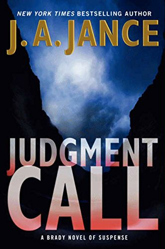 Judgment Call: A Brady Novel of Suspense (Joanna Brady Mysteries)
