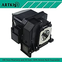 ELPLP71 Replacement Lamp for Projector Epson BrightLink 475Wi 480i 485Wi 1410Wi 470 475W 480 485W