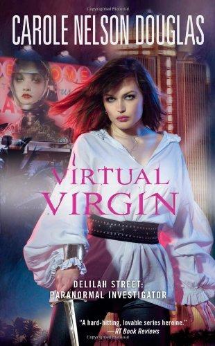 book cover of Virtual Virgin
